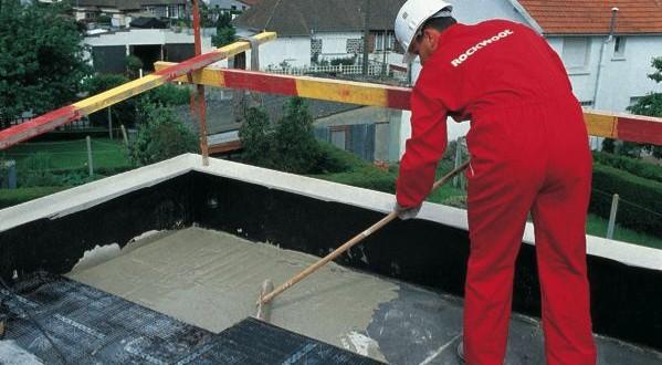 une solution d 39 isolation pour les toitures terrasses b ton 5fa ades. Black Bedroom Furniture Sets. Home Design Ideas