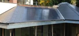 Ardoise photovoltaïque Eternit