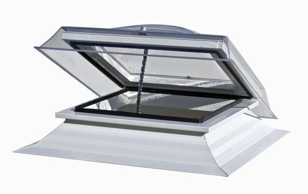 Lanterhome une nouvelle fen tre coupole pour toitures for Fenetre de toit terrasse