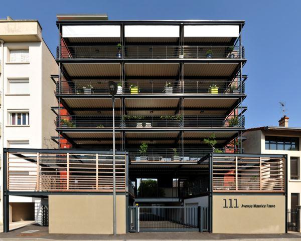 11e dition du palmar s architecture aluminium technal for Ouvrage d architecture