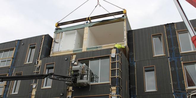 logements sociaux le modulaire tient ses promesses 5fa ades. Black Bedroom Furniture Sets. Home Design Ideas