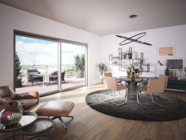 Des solutions novatrices pour la construction d'immeubles et de résidences privées